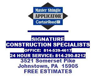 Signature Construction Specialists- Painting