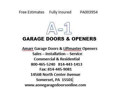 A-1 Garage Doors & Openers