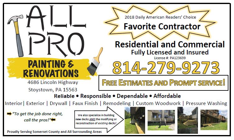 All Pro Painting & Renovations