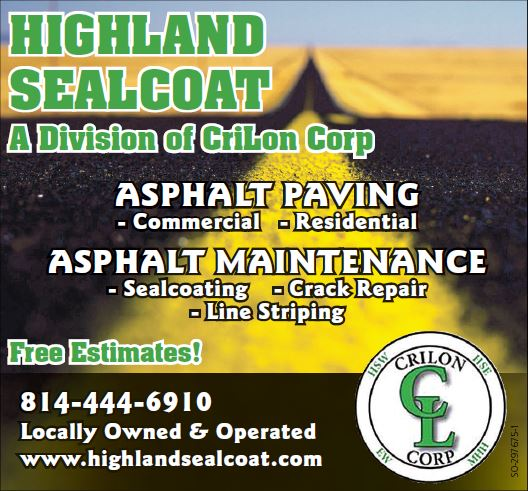 Highland Sealcoat