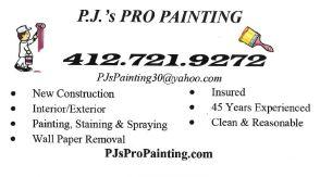 PJ's Painting