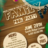 Pool Party & Taco Bar